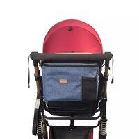 Barnvagnsväska praktisk väska till barnvagnen