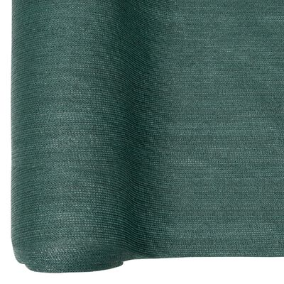 vidaXL Insynsskyddsnät grön 1,2x10 m HDPE 195 g/m²,