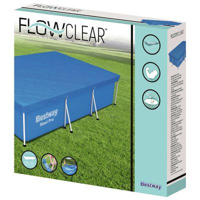Bestway Poolöverdrag Flowclear 304x205x66 cm