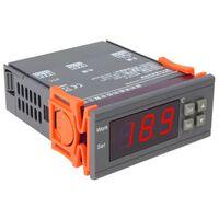 Temperaturregulator, PID-regulator 12V