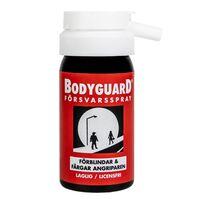 Bodyguard Försvarsspray Original Red, Förblindar och Färgar