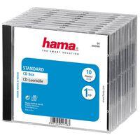 HAMA CD-Box Standard 10-pack