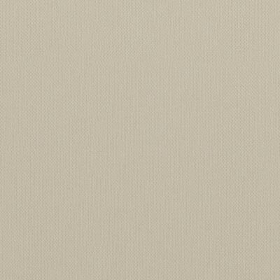 vidaXL Balkongskärm beige 120x600 cm oxfordtyg