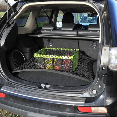 ProPlus Elastiskt bagagenät 80x60 cm