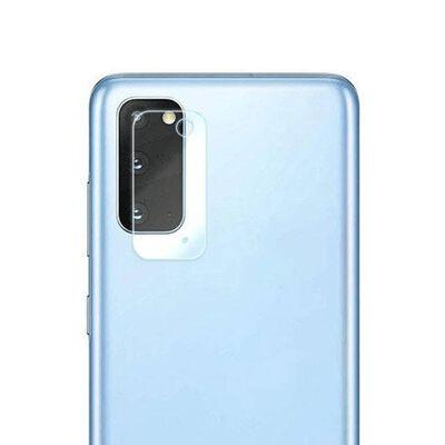 Samsung Galaxy A21s Linsskydd Härdat glas för Kamera