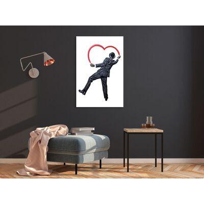Tavla - Elegant Graphic Artist (1 Part) Vertical - 60x90 Cm