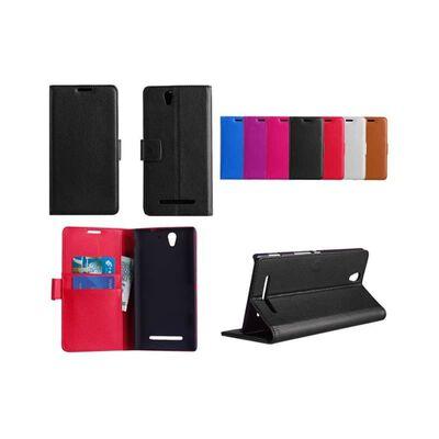 Mobilplånbok 2-kort Sony Xperia C3 (D2533) Blå