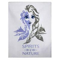 Frozen 2 / Frost 2, Fleecefilt - Spirits of Nature