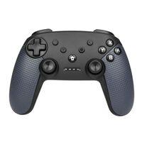 Trådlös handkontroll kompatibel med Nintendo Switch - Svart
