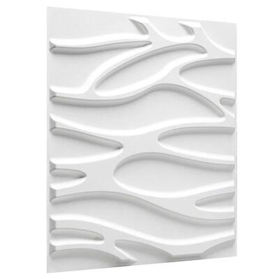 WallArt Väggpanel 3D Julotte 12 st GA-WA30