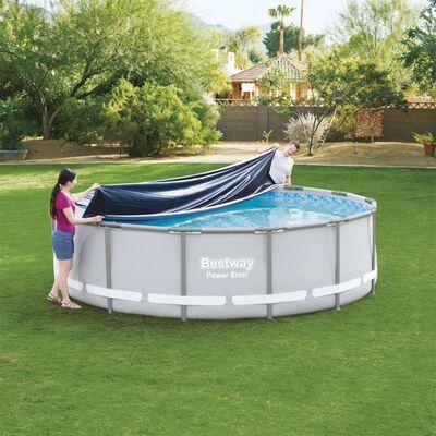 Bestway Poolöverdrag Flowclear 427 cm