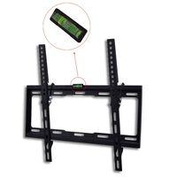 """Lutande väggmonterat TV-fäste 400 x 400 mm 23"""" - 55"""""""