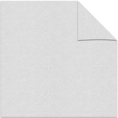 Decosol Plisségardin translucent vit 160x180 cm