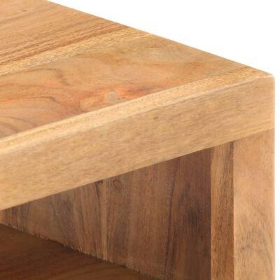 vidaXL Soffbord 90x45x40 cm massivt akaciaträ