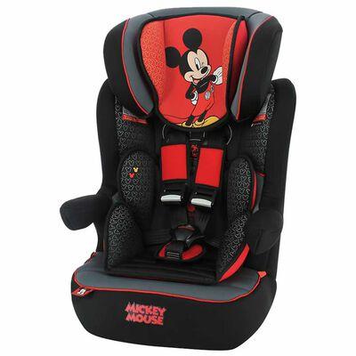 Disney Bilbarnstol I-Max Mickey grupp 1+2+3 röd