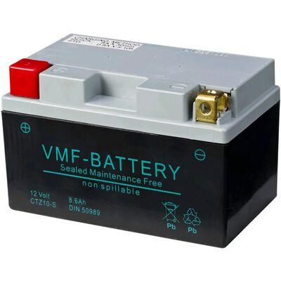 VMF Powersport AGM Batteri 12 V 8,6 Ah FA YTZ10-S