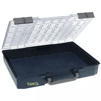 Raaco Sortimentlåda CarryLite 80 5x10-0 Tomlåda 136303