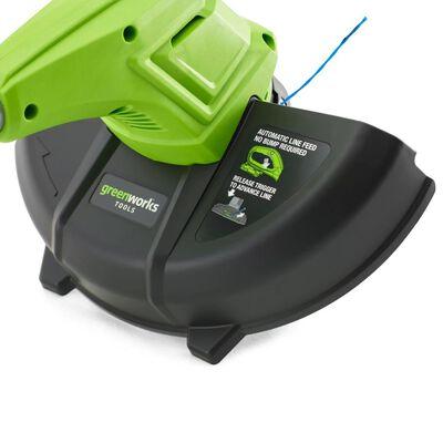 Greenworks Grästrimmer utan 24 V-batteri G24LT30 2101207