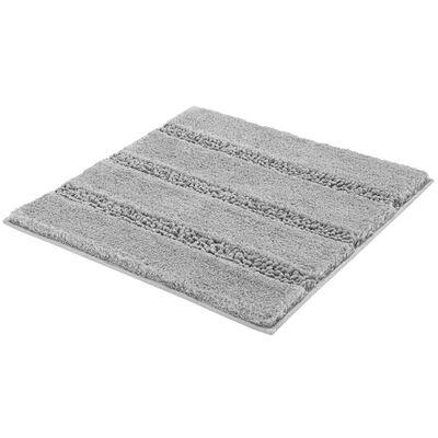 Kleine Wolke Badmatta Monrovia 60x60cm grå