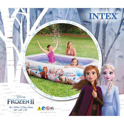 Intex Frozen Barnpool flerfärgad 262x175x56 cm