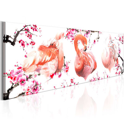 Tavla - Beauty Of Birds - 135x45 Cm