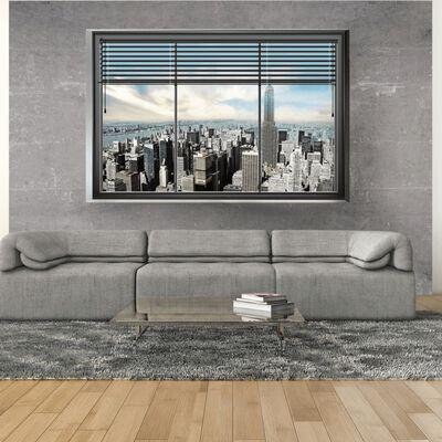 Fototapet -  World Outside - 250x175 Cm,
