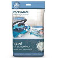 Packmate Vakuumpåsar för förvaring 4 st blå PAC002