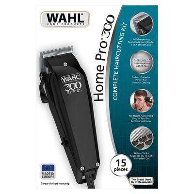 Wahl Hårtrimmer 15 delar Home Pro 300 Series