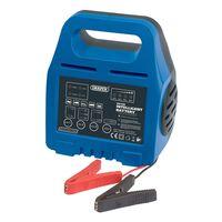 Draper Tools Intelligent batteriladdare 18,4x11,2x8,6 cm 6 V/12 V