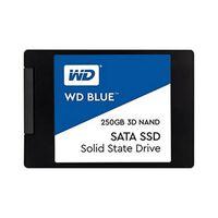 """Hårddisk Western Digital WDS250G2B0A SSD 250 GB 2,5"""" SATA III"""