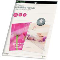 Leitz Lamineringsfickor ILAM 125 mikron A3 25-pack