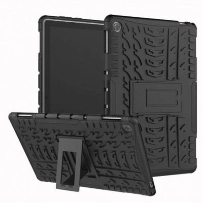 Huawei M5 Lite 10 Stöttåligt Skal med Stöd Active®