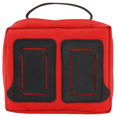 Travelsafe Första hjälpen-kit 23 delar Globe Basic röd