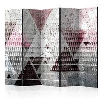 Rumsavdelare - Triangles Ii   - 225x172 Cm