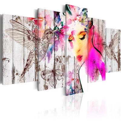 Tavla - Goddess Of Spring - 200x100 Cm