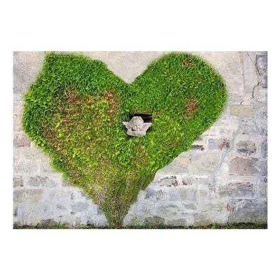 Fototapet - Angel Stole My Heart - 150x105 Cm