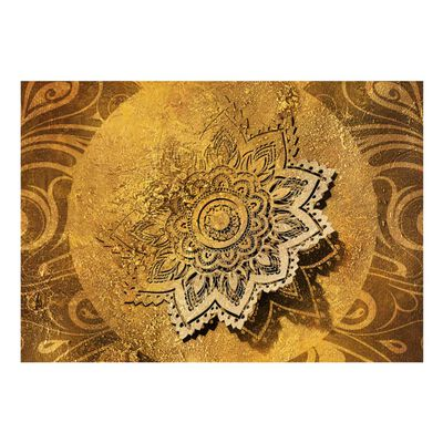 Fototapet - Golden Illumination - 200x140 Cm