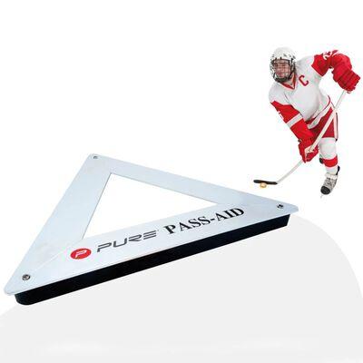 Pure2Improve Rebounder för ishockey 65 cm P2I120000
