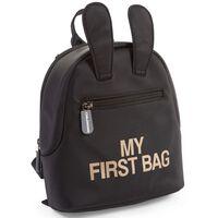 CHILDHOME Barnryggsäck My First Bag svart