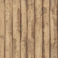 Homestyle Tapet Old Wood brun
