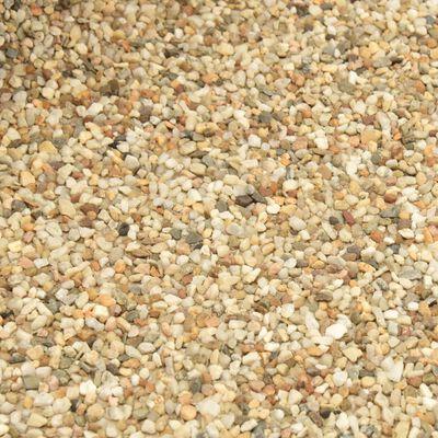 vidaXL Kantmatta naturlig sand 500x40 cm