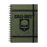 Call of Duty, Anteckningsblock - Skull