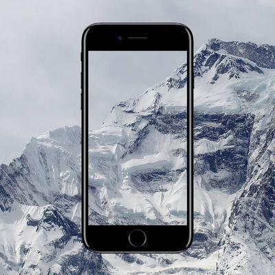 3-Pack iPhone 8 Plus Härdat glas för Kameralins
