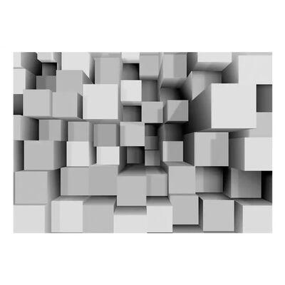 Fototapet - Geometric Puzzle - 350x245 Cm,