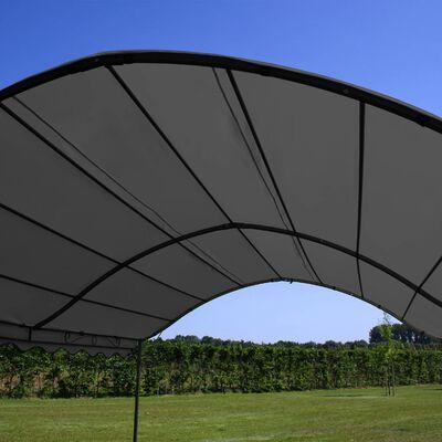 vidaXL Paviljong 3x4 m antracit