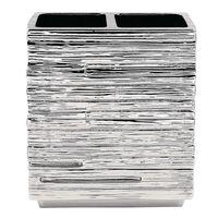 RIDDER Tandborsthållare Brick silver