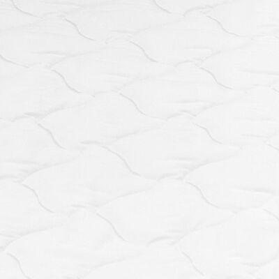 vidaXL Bäddmadrass 90x200 cm kallskum äggprofil 6 cm
