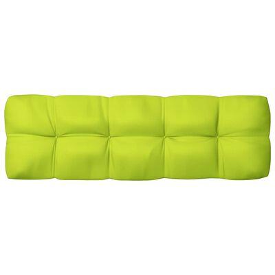 vidaXL Dynor till pallsoffa 5 st ljusgrön