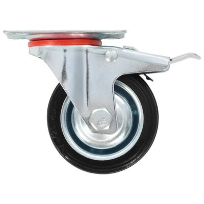 vidaXL Hjul 32 st 75 mm