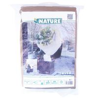Nature Frostskydd för växter fleece 60 g/m² beige 2x5 m